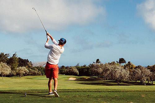 ¿Qué necesito para Calificar en una NCAA Div 1 en Golf?