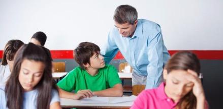 Comunicate con tu maestro